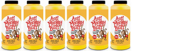 Case of 6 Men's Anti MonkeyButt Powder w/ Calamine 6oz Shaker Bottle