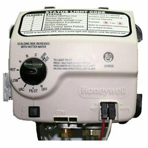Reliance Honeywell 9007884 Electronic Natural Gas Valve