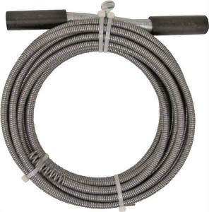 """Cobra 20250 Drain & Sewer 3/8"""" X 25' Clean Out Auger"""