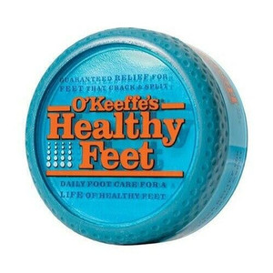 O'Keeffe's 3200GP Healthy Foot Feet 3.2 oz Working Foot Creme for Cracked Split Skin