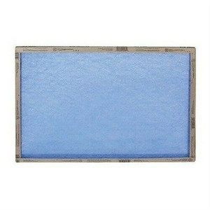 "12 Pack 16"" x 16"" x 1"" Disposable Flat Panel Furnace Filters"