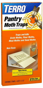 Terro Box of 2 Non-Toxic Pantry Moth Pest Insect Traps (T2900)