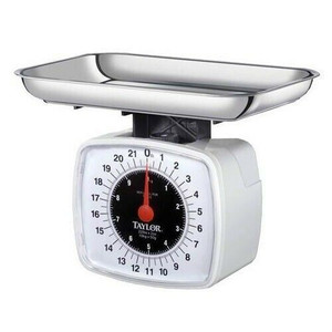 Taylor 3880 22 Pound Platform Kitchen Food Scale