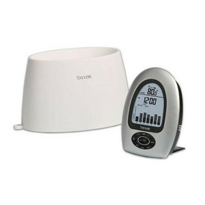 Taylor Digital Wireless Rain Gauge & Thermometer (2755)
