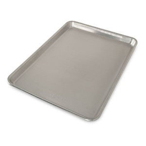 Nordic Ware 43100 Natural Aluminum Commercial Bakers Half Sheet