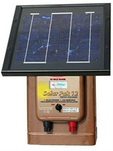 Parker McCrory - MAG12-SP Solar Powered 12V Fence Charger