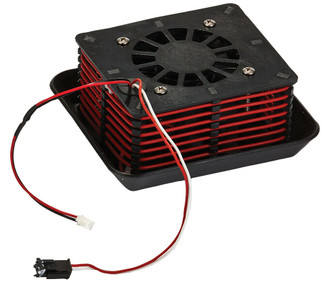 Little Giant 7300 Force Air Incubator Fan Kit with Heater