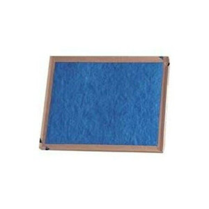 """12 Pack 18"""" x 24"""" x 1"""" Disposable Flat Panel Furnace Filters"""