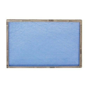 "14"" x 24"" x 1"" Disposable Flat Panel Furnace Filters - 12 Pack"