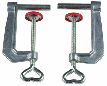 Bessey Tools TK-6 2 Count Package Table Clamp Accessory