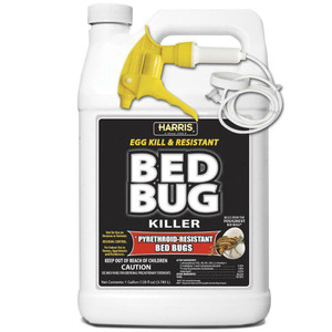 Harris BLKBB-128 Black Label Ultimate Strength Bed Bug Killer
