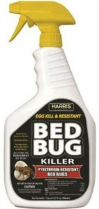 Harris BLKBB-32 Black Label 32oz Bed Bug Killer Spray