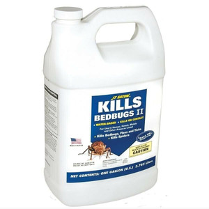 JT Eaton 207-W1G Kills Bed Bugs II Gallon Jug Insect Spray Dead on Contact