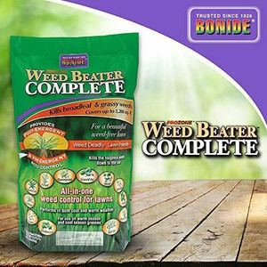 Bonide 60478 Weed Beater Complete Granules, 10lb.