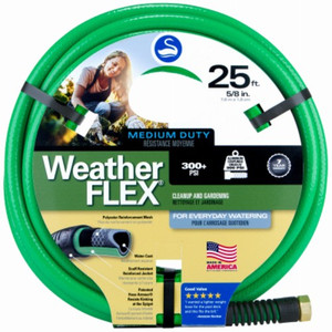 Green Thumb 156356 Nylon Water Hose 25'x5/8""