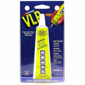 Performix VLP High Strength Vinyl & Leather Repair 1 oz. Tube