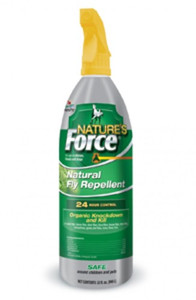 Nature's Force 24 Hour Control Natural Fly Repellent - 32oz