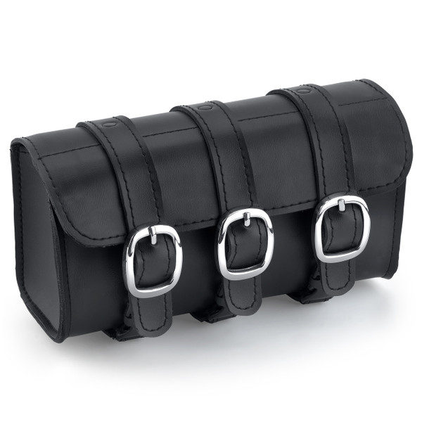 Trianion Plain Motorcycle Tool Bag Main Image