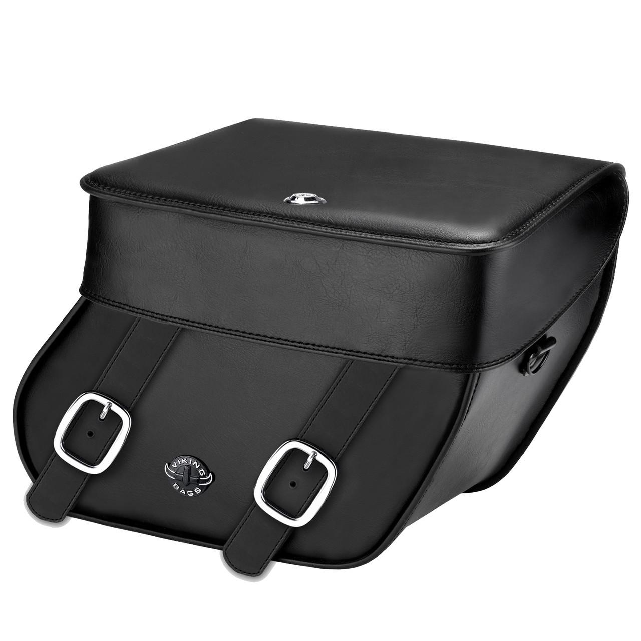 Concord Leather Saddlebags Main image