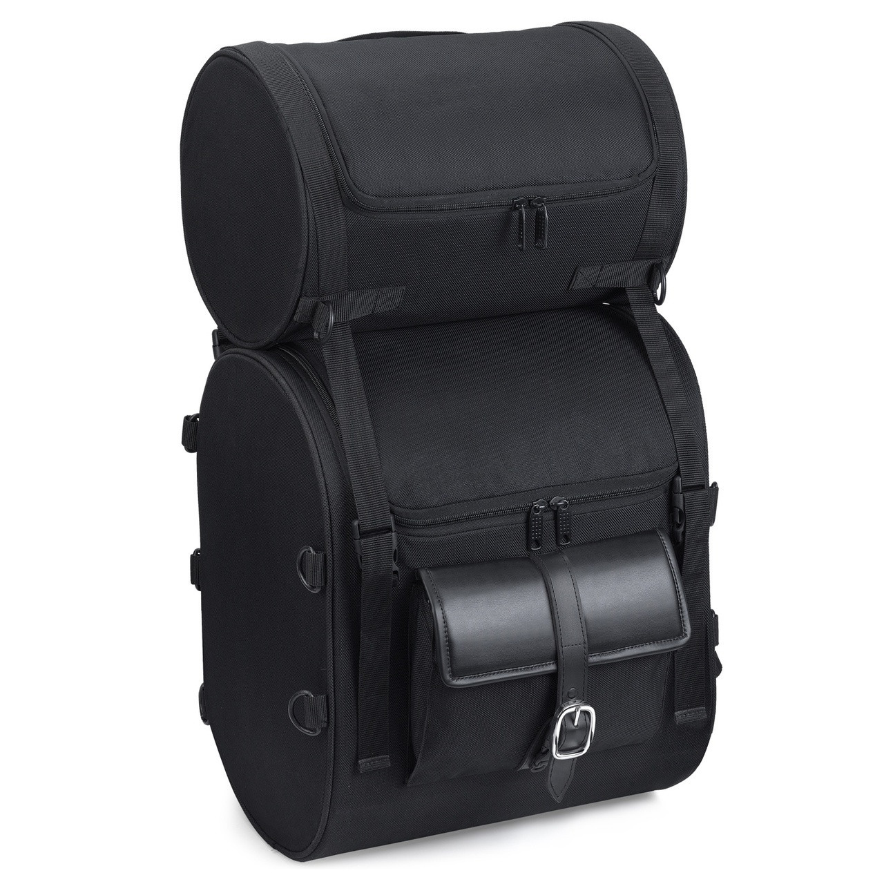 Economy Line Motorcycle Luggage with top Roll