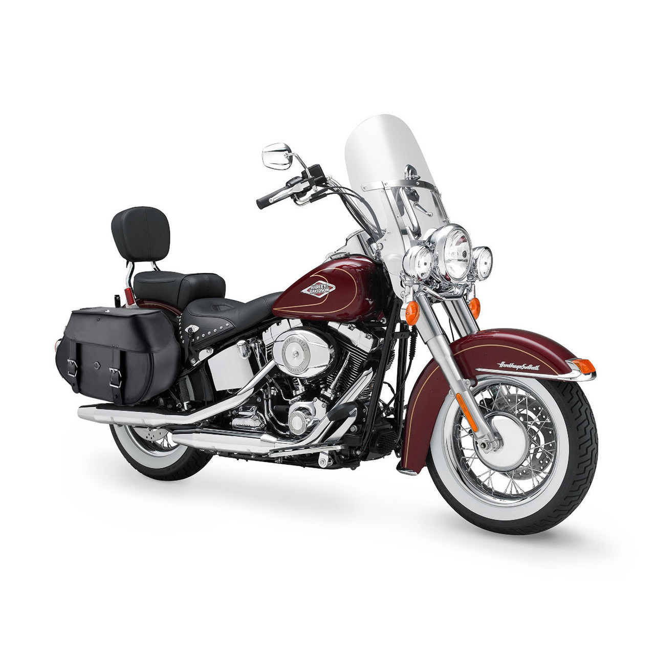 Harley Softail Heritage Specific Saddlebags