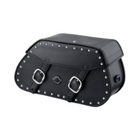 Pinnacle Studded Saddlebags