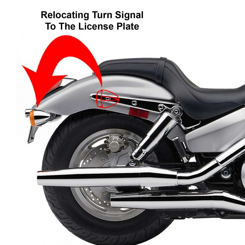 Universal Turn Signal Relocation Kit 2