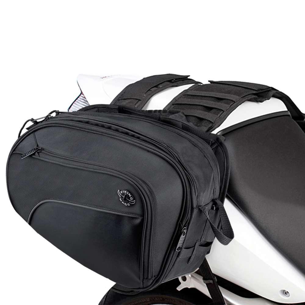 Viking AXE Saddlebags for Sports Bikes
