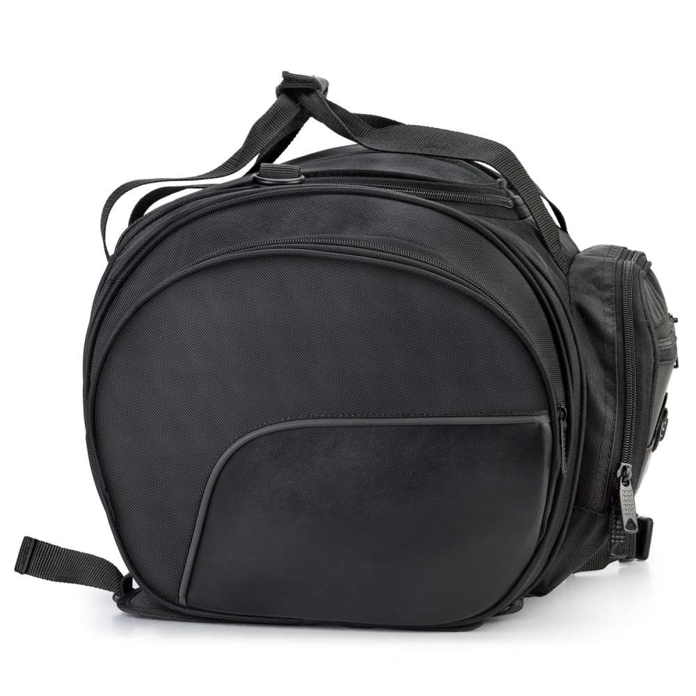 Viking Cruise Motorcycle Roll Bag Left View