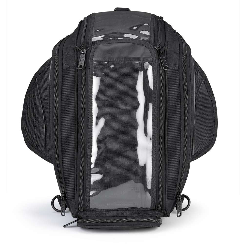 Viking Extra Large Motorcycle Tank Bag Left View