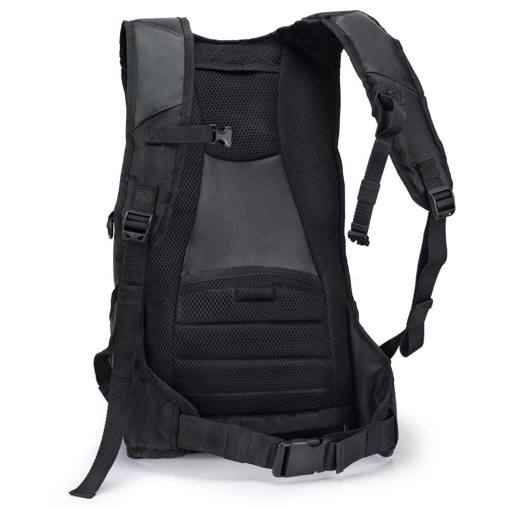 Viking Motorcycle Medium Backpack Back Image