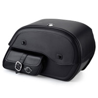 Honda Rebel 300 Viking Side Pocket Large Motorcycle Saddlebags Main Image