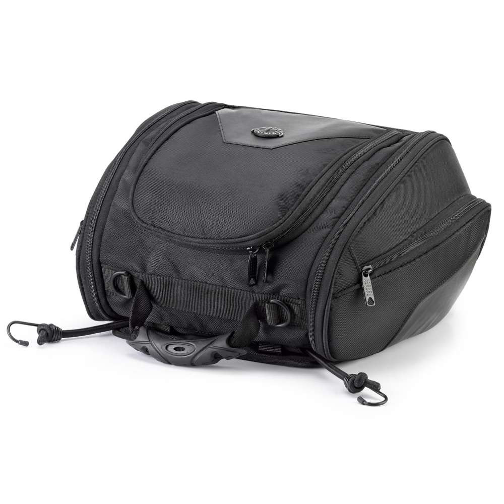 Viking Sport Motorcycle Tail Bag Front View