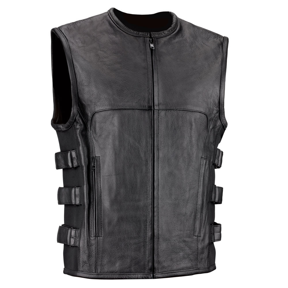VikingCycle Odin Motorcycle Vest for Men