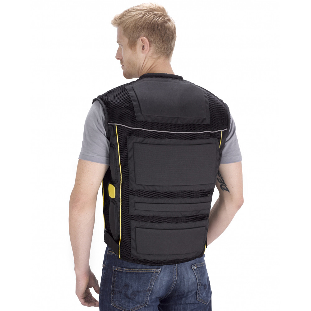 VikingCycle Ragnar Motorcycle Vest for Men 1
