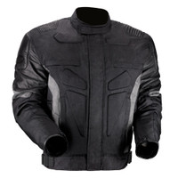 VikingCycle Dynasty Motorcycle Jacket for Men