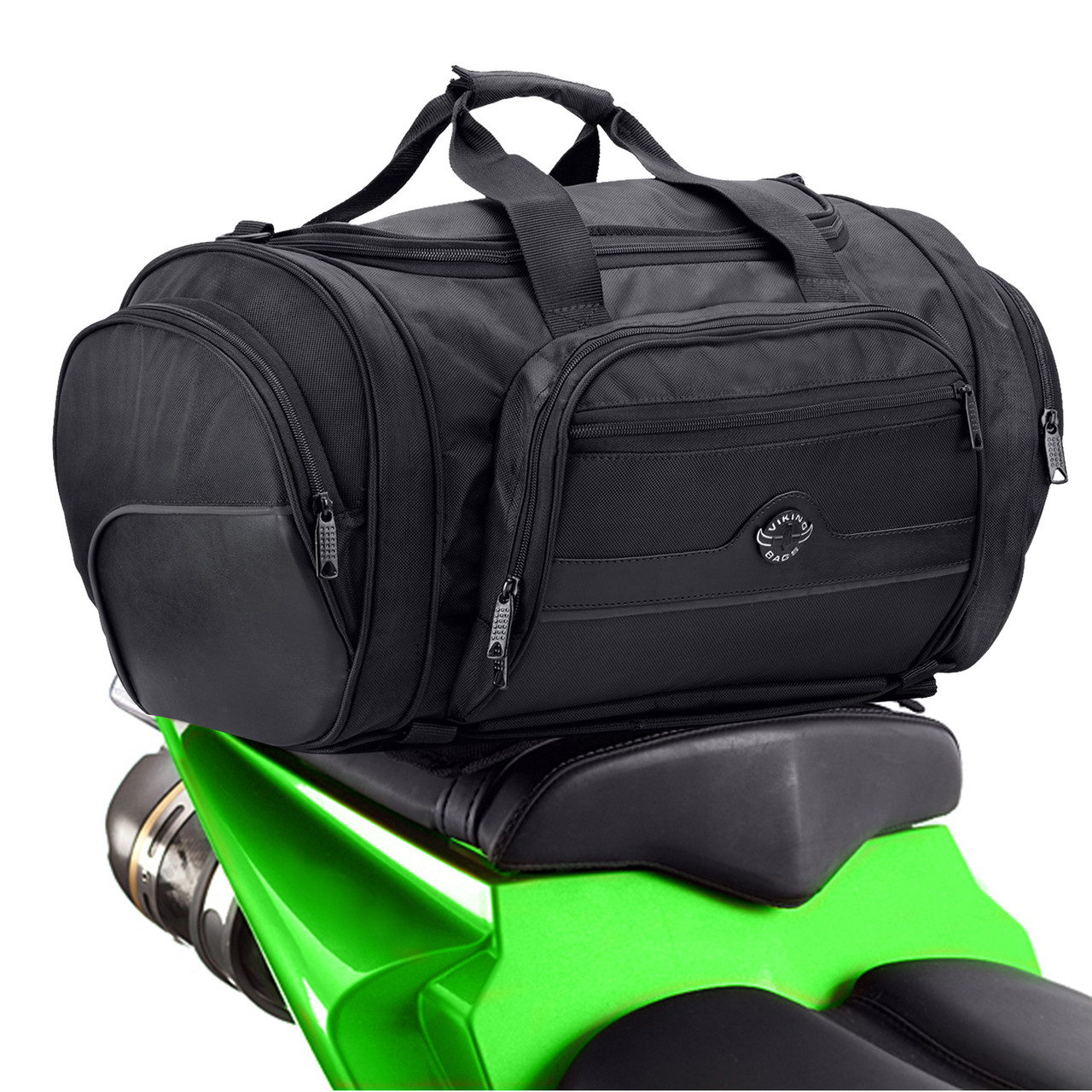 Viking Cruise Motorcycle Roll Bag