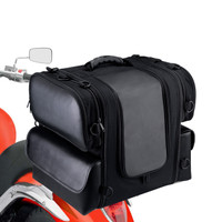 Viking Phat Motorcycle Tail bag 3,960 Cubic inches Expanded: 5,280