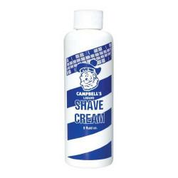 Campbell's Liquid Shave Cream 8 oz