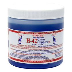 H-42 Clean Clippers Blade Cleaner 16 oz