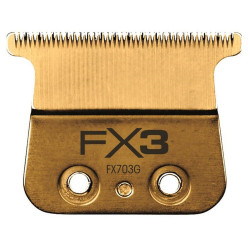 BaByliss PRO FX3 Standard Tooth Ultra-Thin DLC/ Titanium T-Blade