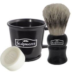 Scalpmaster Shaving Set