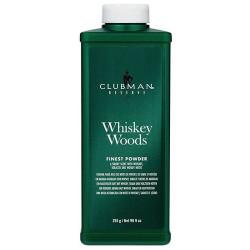 Clubman Reserve Whiskey Woods Finest Powder 9 oz