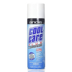 Andis Cool Care Plus for Clipper Blades 5 in One 15.5 oz