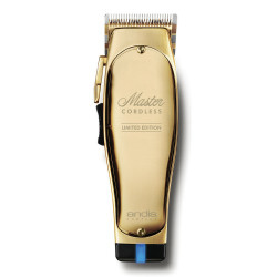 Andis Professional Master Cordless Limited Gold Edition Clipper