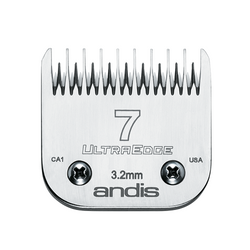 Andis Ultra Edge Clipper Blade - 7 SKIPTOOTH