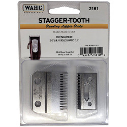 WAHL 2 Hole Cordless Magic Stagger-Tooth Clipper Blade