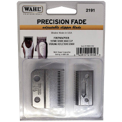 WAHL 2 Hole Precision Fade Clipper Blade