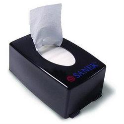 Graham Sanek Black Neck Strip Dispenser