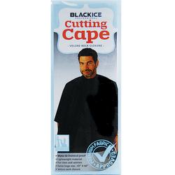 Black Ice Cutting Cape Black
